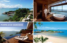 Ponta dos Ganchos Resort - SC | Brazil