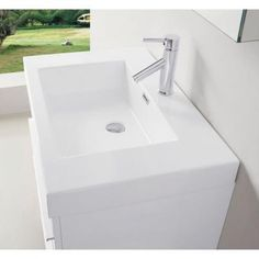 Virtu USA Bailey 29-1/10 in. Single Basin Vanity in Gloss White with Poly-Marble Vanity Top in White and Medicine Cabinet Mirror-JS-50530-GW at The Home Depot