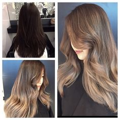 It's an ASHY kinda makeover day! Colour by Diana Fioriosquareone, revlon, olaplex, fioriosalon, fiorio, balayage, makeover, sombre, ashyblonde, ashbrown, handpaint, behindthechair, mississauga, besthairsalon, colorist, ash, longhair, waves, colorblend, summer, blonde, ombre, texture, beauty, fashion, hair, transformation, hairart, style.