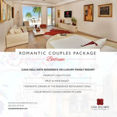 Enjoy a romantic getaway at Casa dell'Arte in Bodrum. We offer elegant suites skillfully decorated with fine contemporary art, private beaches, jetties and pools. #casadellarte #specialoffers #bodrumspecialoffers #romanticgetaways #couplespackages #romance