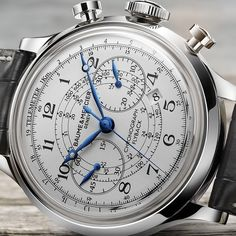 What time is it, please? Baume & Mercier