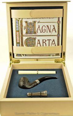 """Dunhill Pipes """"Magna Carta"""""""