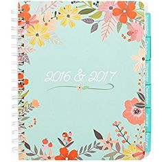"""Amazon.com : 2017 Planner (HARDCOVER) Pre Black Friday Sale ~ Hit Goals & Boost Daily Productivity ~ 9""""x7.5"""" Student Calendar Organizer ~ Monthly, Weekly, Project Mgmt, To-dos, Pocket ~ Sept 2016-2017 : Office Products"""
