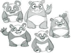 Drible_panda