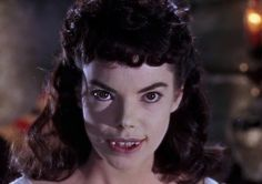 rhetthammersmithhorror:  The Brides of Dracula . '60 . Andrée Melly