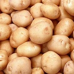 Potato. It is a natural bleaching agent. One can use potato slices instead of cucumber to relieve tired eyes and get rid of dark circles.
