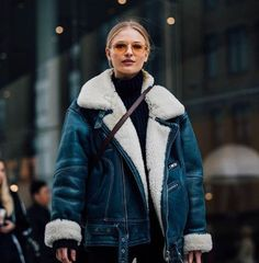 Fall Outfits New York Fashion Week Street Style x x Mode Outfits, Fashion Outfits, Womens Fashion, Fashion Trends, Looks Street Style, Looks Style, New York Fashion Week Street Style, Street Fashion, New York Fashion Week 2018