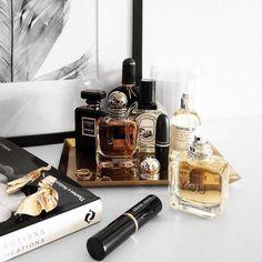 E n j o y l i f e perfume organization, perfume storage, makeup organization, perfume display, luxury beauty Perfume Storage, Perfume Organization, Perfume Display, Makeup Organization, Perfume Tray, Make Up Cosmetics, Benefit Cosmetics, Mac Cosmetics, Armani Beauty