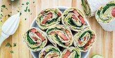 avocado and white bean salad wraps Plant Based Diet, Plant Based Recipes, Whole Food Recipes, Cooking Recipes, Kidney Recipes, Meal Recipes, What's Cooking, Vegetarian Recipes, Recipies