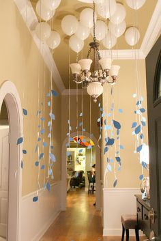 20 Ideas baby shower decorations balloons entrance - Decoration For Home Shower Bebe, Baby Boy Shower, Baby Showers, Diaper Shower, Shower Party, Bridal Shower, Mesas Para Baby Shower, Festa Party, Baby Sprinkle