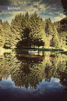 Bridal Veil Lakes | ... and Chris – Portland Wedding Photography – Bridal Veil Lakes