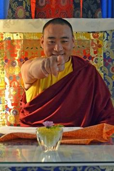 Khentrul Rinpoche
