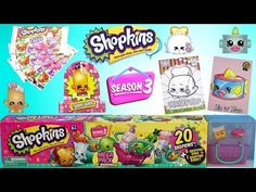 Shopkins in Real Life #14 PA PIZZA From Shopkins Season 1 - YouTube
