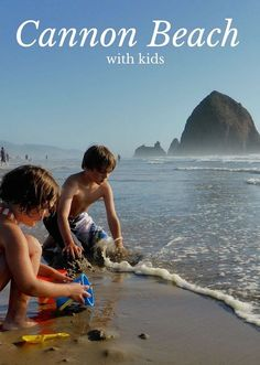 A family-friendly guide to Cannon Beach on the Oregon Coast, with a baby, toddler or child. Find the best kid friendly restaurants, attractions and hotels.