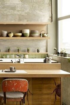 Great japanese kitchen design just on iluxhome.com