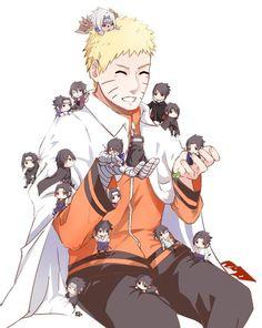 Naruto Vs Sasuke, Anime Naruto, Naruto Comic, Naruto Shippuden Anime, Sakura And Sasuke, Sasuke Chibi, Narusasu, Sasunaru, Naruhina