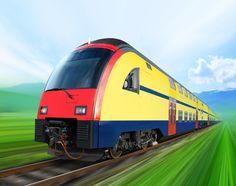 Locomotoras - Train
