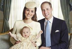 Royal Baby - Prince George, un battesimo in grande stile - WEBSISTA