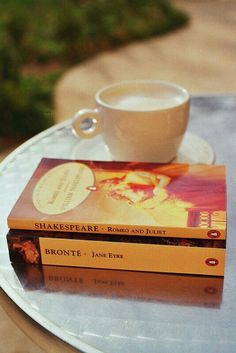 Uploaded by Agape. Find images and videos about love, book and coffee on We Heart It - the app to get lost in what you love. Coffee And Books, Coffee Love, Coffee Cups, Tea Cups, I Love Books, Books To Read, Book Care, I Love Reading, Reading Books