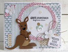 Hallo allemaal Wat zijn ze toch leuk he die collectable diertjes die Eline weer ontworpen heeft voor Marianne Design. Deze kaarte...