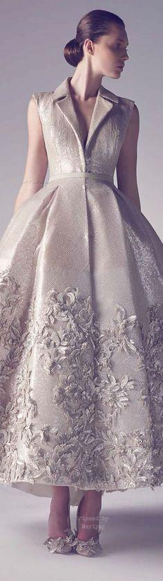 Ashi Haute Couture Spring Summer 2015.