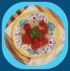 SEMPLICE--MENTE.......: Acquasala di pomodori