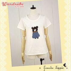 franche lippee Baby Bear Tee US$80.27 Wardrobe@LifeZakka