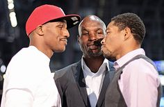 Devon Alexander VS. Shawn Porter Final Press Conference from the Barclays Center!