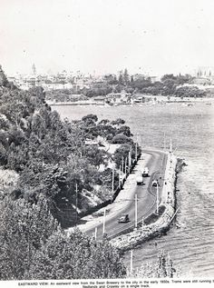 Eastward view from the Swan Brewery to the city, Perth, early Old Photos, Vintage Photos, Perth Western Australia, Wild West, Interesting Stuff, Brewery, Swan, 1930s, Melbourne
