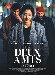 Les Deux amis est un film de Louis Garrel avec Golshifteh Farahani, Vincent Macaigne. Synopsis : Clément, figurant de cinéma, est fou amoureux de Mona, vendeuse dans une sandwicherie de la gare du Nord. Mais Mona a un secret, qui la rend insa
