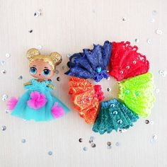 Clothes LOL Surprise doll, Lol doll dress, Outfit for doll, Miniature doll dress, Lol Dolls Ballet Doll Fancy Dress, Christmas Gifts For Girls, Tiny Dolls, Doll Costume, Lol Dolls, Easter Gift, Diy Costumes, Miniature Dolls, Holidays And Events