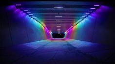 Larissa Underpass LED Lighting on Vimeo