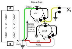26c20958af9bc89f5dab15ae2f73177b--guitar-pickups-b-guitars B Dual Humbucker Wiring Diagram on