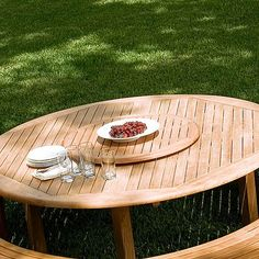 7 best teak lazy susans images lazy susan teak outdoor furniture rh pinterest com