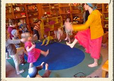 Jelly Jam Time A Story Dancing Class