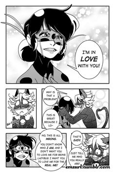 "( * ಥ ⌂ ಥ * ) Miraculous: Tales of Ladybug and Cat Noir ""Tech-Rex"" - By emzurl First 