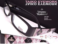 vivienne westwood vw14801 brille checker pattern designer frame