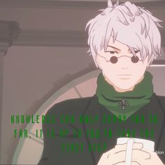Ozpin -RWBY (I have created and edited this image)