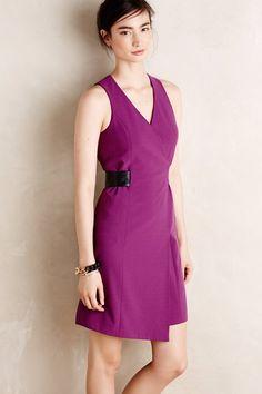 Brontide Wrap Dress - anthropologie.com