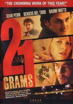 21 Grams (Alejandro González Iñárritu & Guillermo Arriaga)