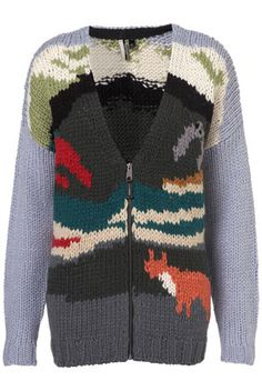 I pretty much want to marry this sweater.