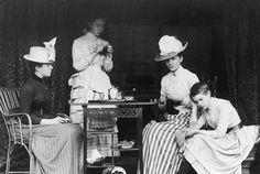 How Tea Parties Got Their Start—and How to Hold One Like a Victorian | Mental Floss