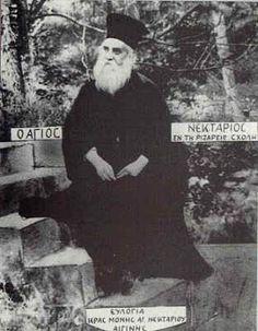 Nektarios of Aegina Miséricorde Divine, Greek Icons, Lives Of The Saints, Orthodox Christianity, Orthodox Icons, Heavenly Father, Christian Faith, Pray, Quotes