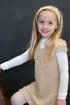 Oatmeal Knit Dress by Isabel Garreton.