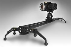 "Atlas 10 Camera Slider: 60"" with legs and standard mount"