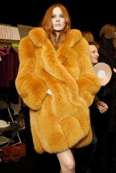 Emanuel Ungaro at Paris Fashion Week Fall 2007 - StyleBistro