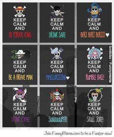 Keep calm and drink sake <3