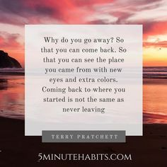 Image result for coming home.from travels quotes