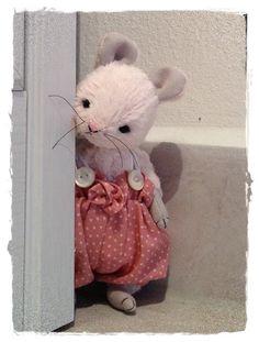 Eileen Seifert и её трогательные игрушки: 26 прелестных зверушек - Ярмарка Мастеров - ручная работа, handmade