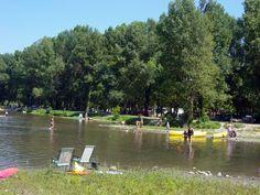 Rivière Camping Beau Rivage - CARDET - Cévennes Tourisme